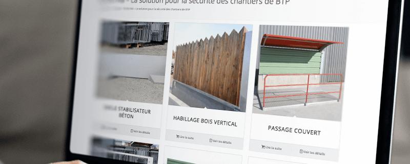 Création de site catalogue - Agence web - Label Site Nantes